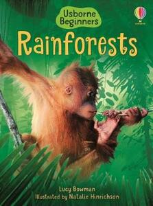 Rainforests - Catriona Clarke - cover
