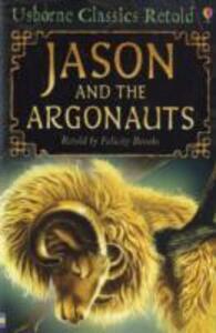 Jason and the Argonauts - Felicity Brooks - cover