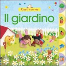 Il giardino - Jo Lichtenfield - copertina