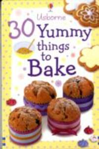 30 Things to Bake - Fiona Patchett - cover