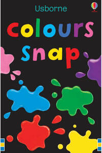 Colours Snap Cards - cover