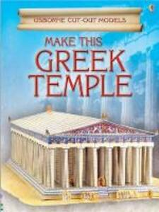 Make This Greek Temple - cover