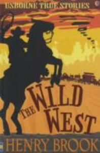The Wild West - Henry Brook - cover