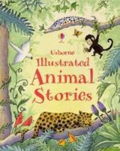 Illustrated Animal Stories - cover