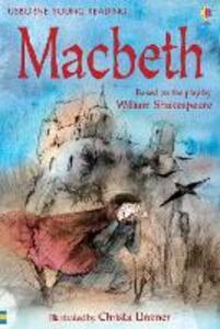 Macbeth - Conrad Mason - cover