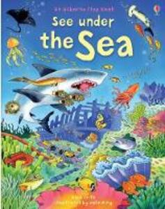 See Under the Sea - Kate Davies - cover