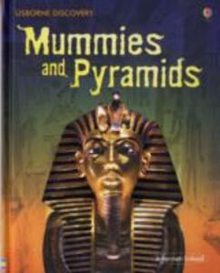 Mummies And Pyramids - cover