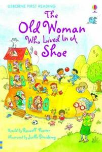 The Old Woman Who Lived in a Shoe - Russell Punter - cover