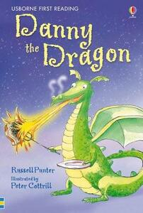 English Learners' Edition First Reading Series 3: Danny the Dragon - Russell Punter - cover