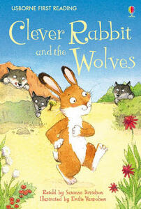 Clever Rabbit And Wolves - Susanna Davidson - cover