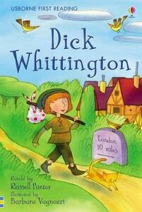 Dick Whittington - Russell Punter - cover