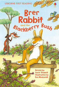 Brer Rabbit and the Blackberry Bush - Louie Stowell - cover