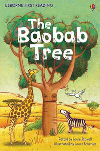 The Baobab Tree - Louie Stowell - cover