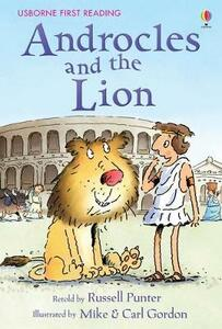 Androcles and the Lion - Russell Punter - cover