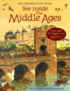 See Inside The Middle Ages - Rob Lloyd Jones - cover