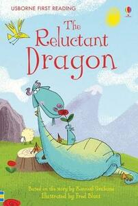 The Reluctant Dragon - Katie Daynes - cover