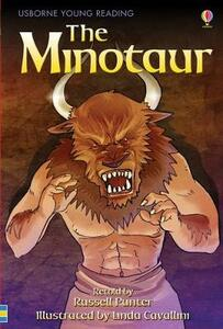 The Minotaur - Russell Punter - cover