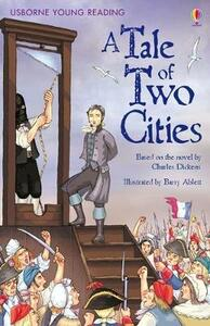 A Tale of Two Cities - Mary Sebag-Montefiore - cover
