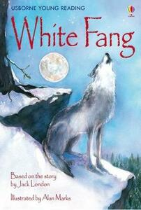 White Fang - Sarah Courtauld - cover