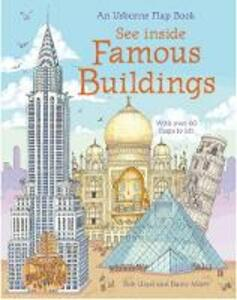 See Inside Famous Buildings - cover