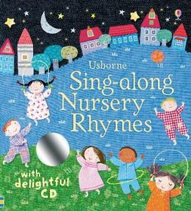 Singalong Nursery Rhymes and CD - cover