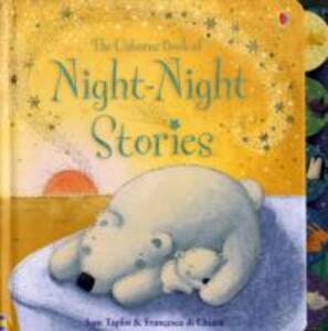 Night Night Stories - Sam Taplin - cover
