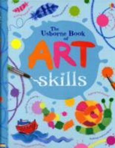 Art Skills - Fiona Watt - cover
