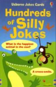 Hundreds of Silly Jokes - Laura Howell - cover