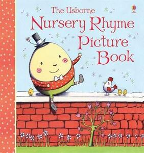 The Usborne Nursery Rhyme Picture Book - Rosalinde Bonnet - cover