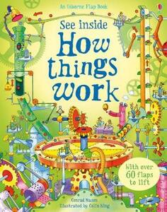 How Things Work: See Inside - cover