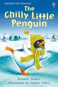 The Chilly Little Penguin - Russell Punter - cover