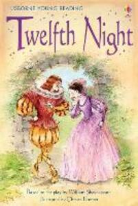 Twelfth Night - Rosie Dickens - cover
