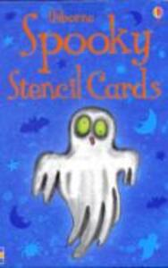 Spooky Stencil Cards - cover