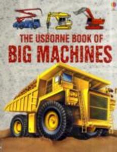 Big Machines - Harriet Castor - cover