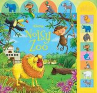 Noisy Zoo - Sam Taplin - cover