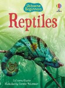 Reptiles - Catriona Clarke - cover