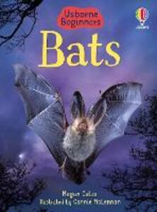 Bats - Megan Cullis - cover
