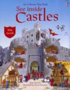 See Inside Noisy Castles - Katie Daynes - cover