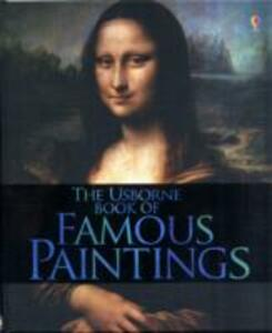 Famous Paintings - Rosie Dickins - cover