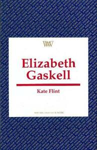 Elizabeth Gaskell - Kate Flint - cover