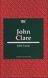 John Clare - John Lucas - cover