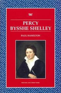 Percy Bysshe Shelley - Paul Hamilton - cover