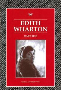 Edith Wharton - Janet Beer - cover