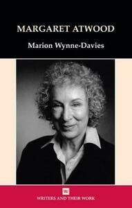 Margaret Atwood - Marion Wynne-Davies - cover