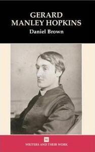 Gerard Manley Hopkins - Daniel Brown - cover