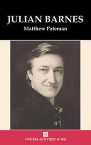 Julian Barnes - Matthew Pateman - cover