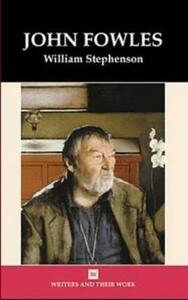 John Fowles - William Stephenson - cover