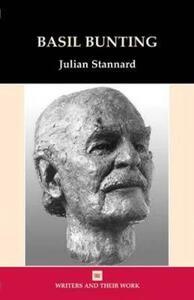 Basil Bunting - Julian Stannard - cover