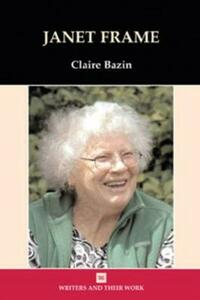 Janet Frame - Claire Bazin - cover