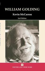 William Golding - Kevin McCarron - cover